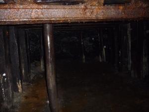 underground in Glace Bay