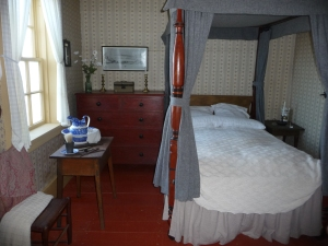 the lightkeeper's bed (1)