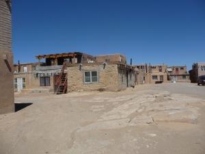 in the pueblo