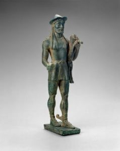Hermes Kriophoros ram