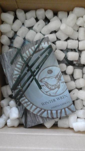 winter wren among packing peanuts.jpg