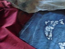 materials for fish quilt.JPG