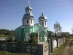 church in my grandfather's village