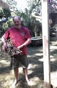 john and metechi garlic