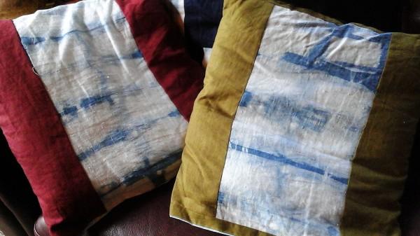 itajime pillows