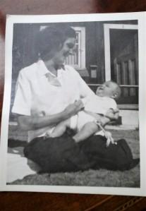 mum and dan