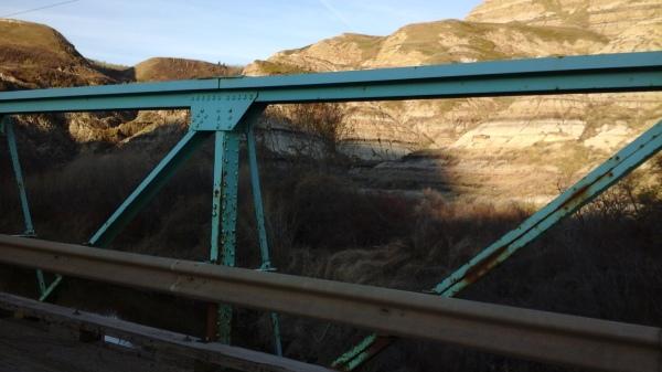 bridge over Rosebud River