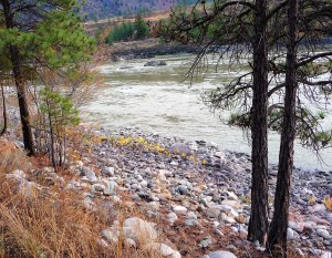fraser below lillooet