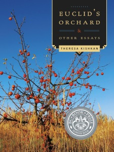 Euclid's Orchard_cover with honour sticker