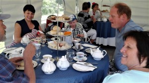 tea at the billings estate