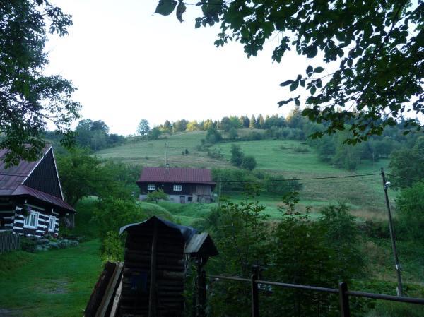 grandma's house and fields