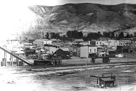 drumheller 1920