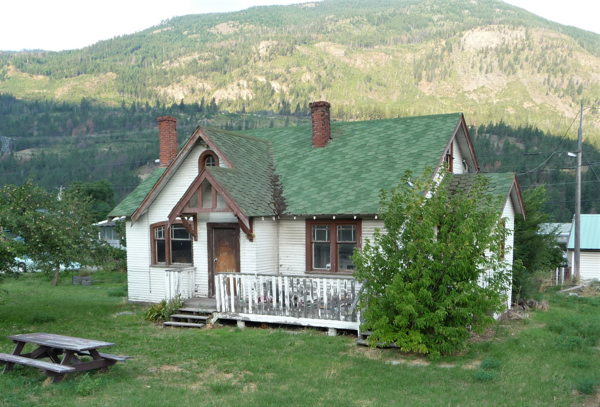 hetty's house
